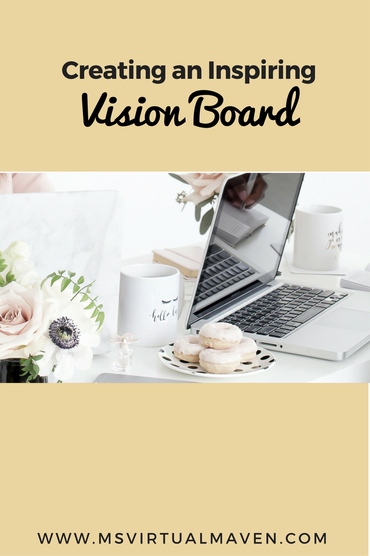 Creating a Vision Board helps you focus on what you want most in life. Develop your vision board with the supplies listed on this blog post. Also, sign up for the free Vision Board course available on this post.