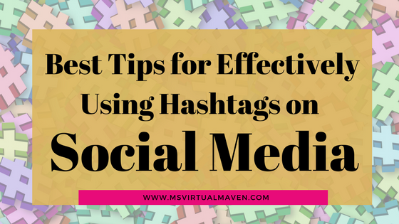 Hashtags can either make or break your social media postings. Check out the best tips for effectively using researched hashtags on social media.