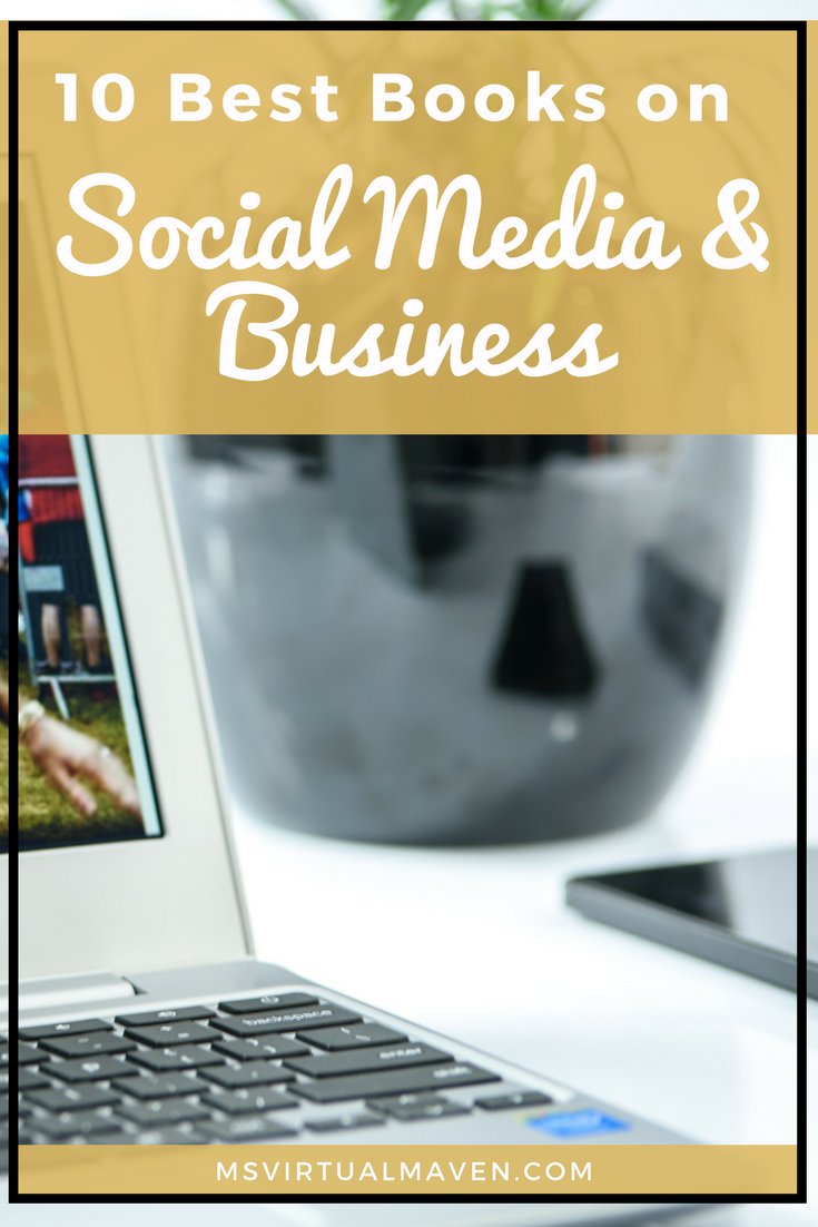 Here are the 10 best books on social media, marketing and business that will help you take advantage of the full benefits when it comes to utilizing social media to build your brand, business or blog.