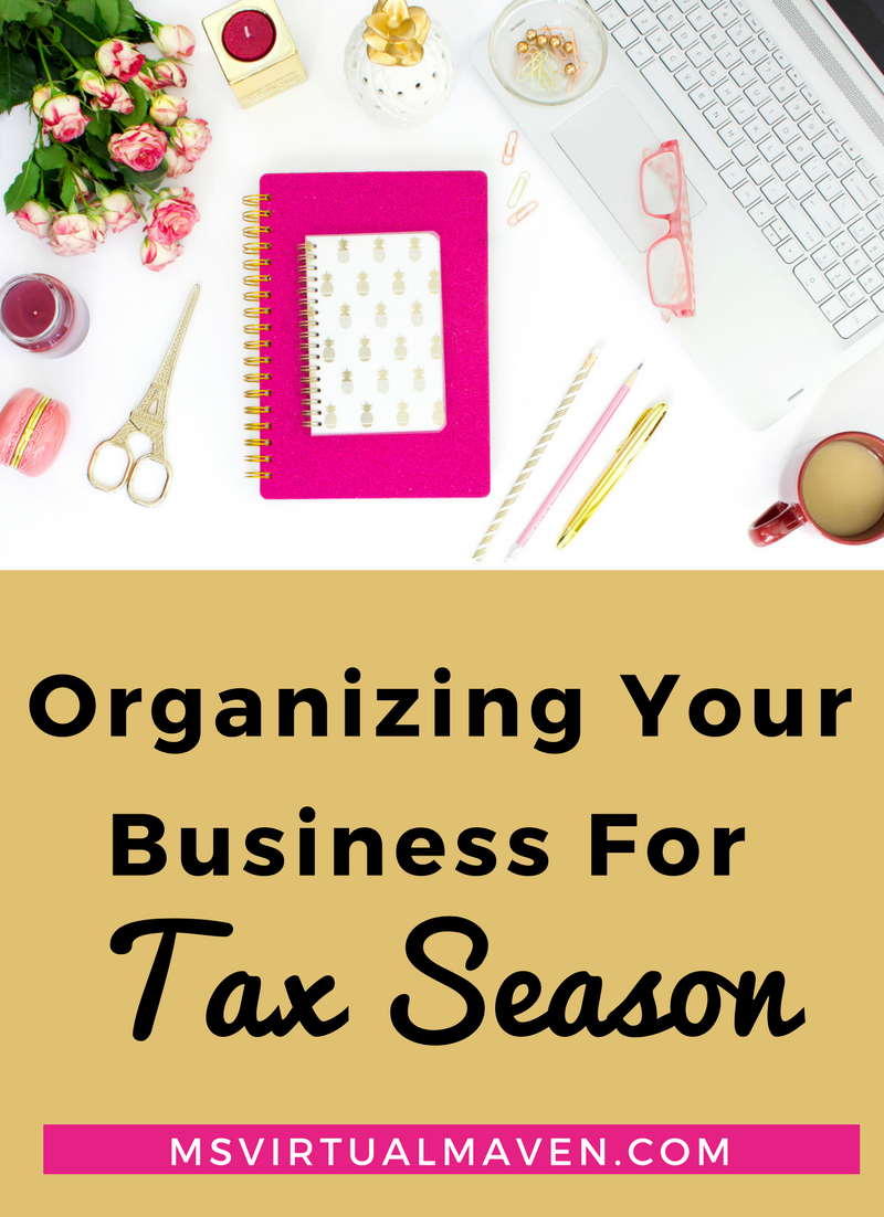 Tax season is a dreaded time of year where we need to search through all of our income and expenses. It is so important to stay organized and prepared for tax season in business to maintain your sanity. Here are some office organization products to help guide you forward this tax season and many tax seasons to come.