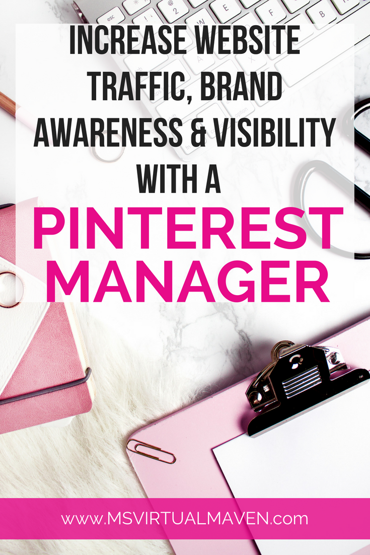 Looking for help with Pinterest and Social Media? Achieve your social media goals with Ms. Virtual Maven. Services include social media and Pinterest audits, Intensive Consultations, Monthly Management Services, Done-for-you services, FB and Pinterest Ads and Coaching.